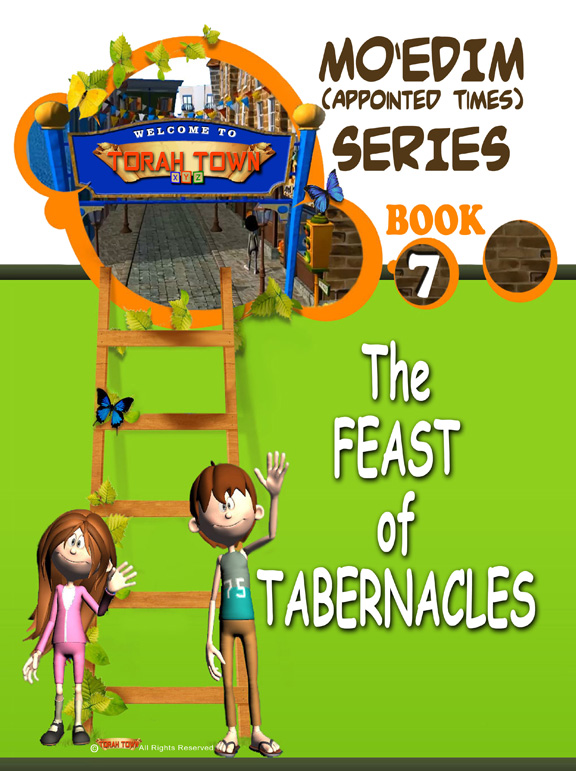 ACTIVITY BOOKS - Feasts of YHWH